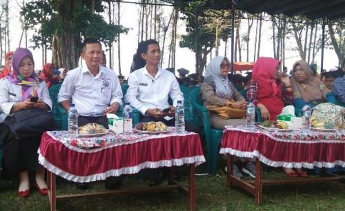 Acara Pelepasan dan Wisuda 210 Dari Berbagai TK se Kecamatan Maje (Fhoto Muhtadin)