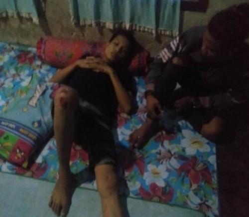 Kondisi Korban Terlihat Sadar sebelum Menghembuskan Nafas Terakhir (Fhoto Asiun)