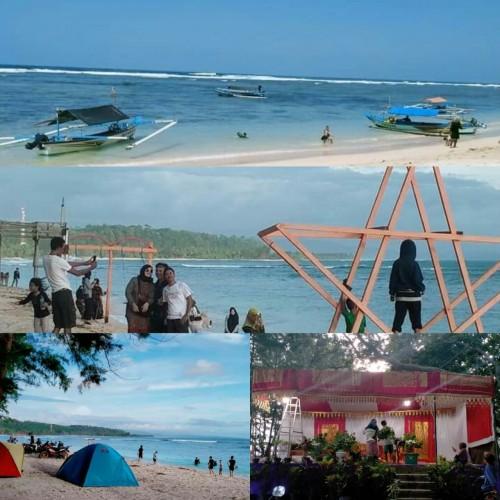 Liburan, Natal dan Tahun Baru Pantai Wisata Laguna Samudra Kaur Tetap Dibuka untuk Pengunjung