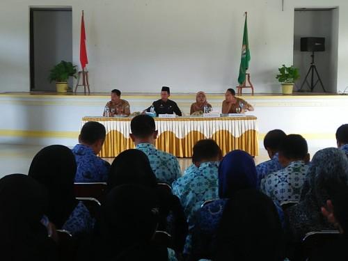 Sekda Kaur Himbau Pejabat Fungsional Tingkatkan Kedisiplinan dan Profesionalitas